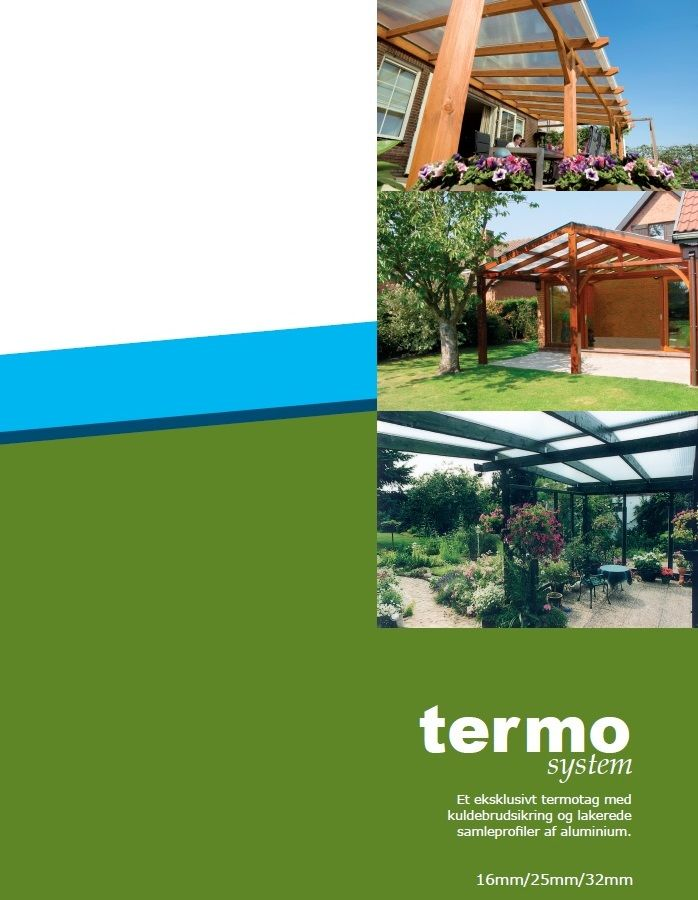 TERMO-system brochure